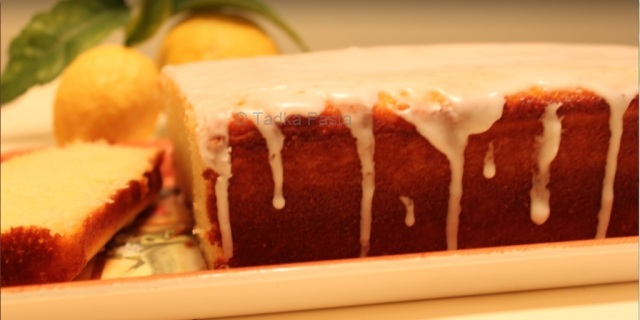 Easy Lemon Yoghurt Cake