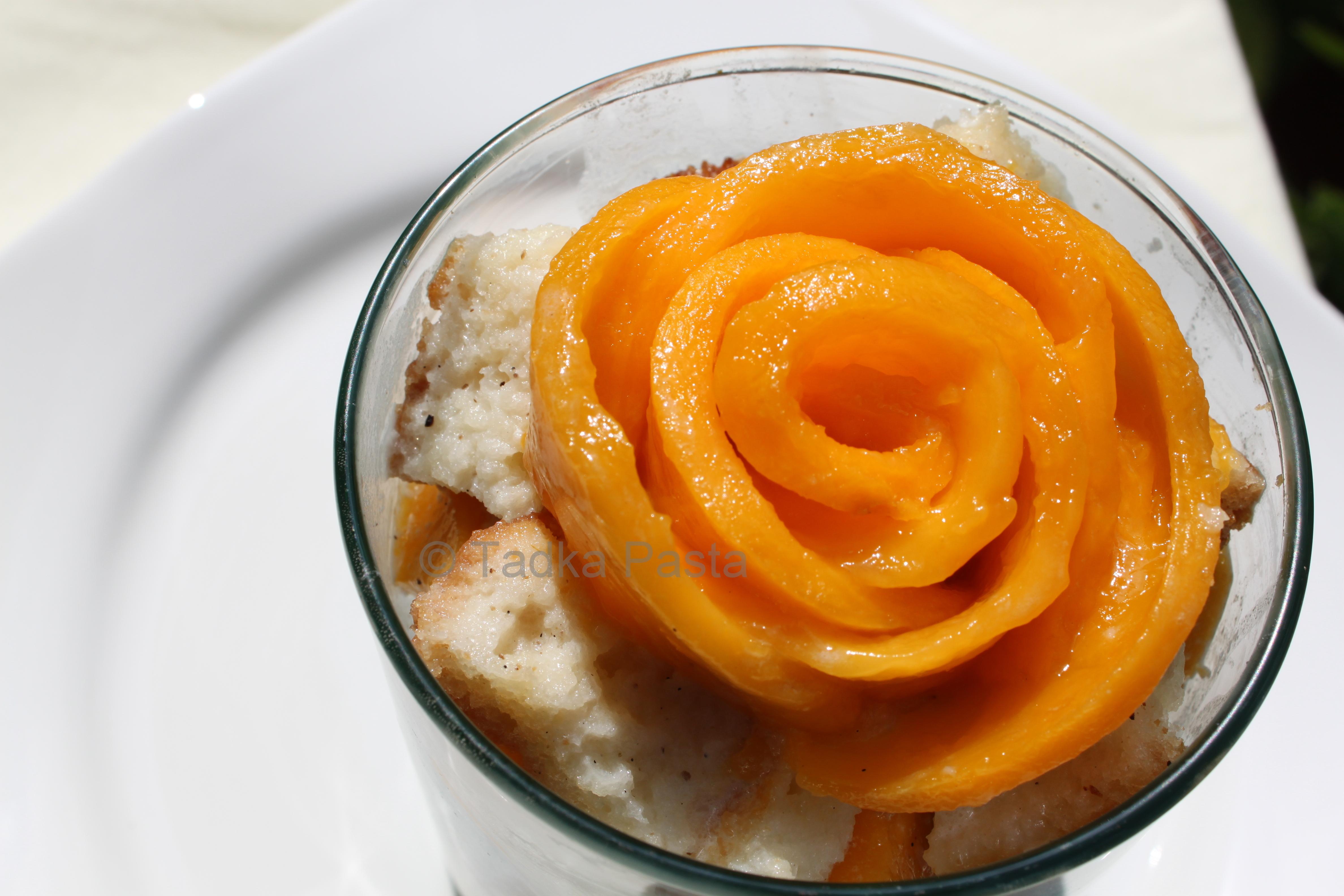Mango Trifle Cake