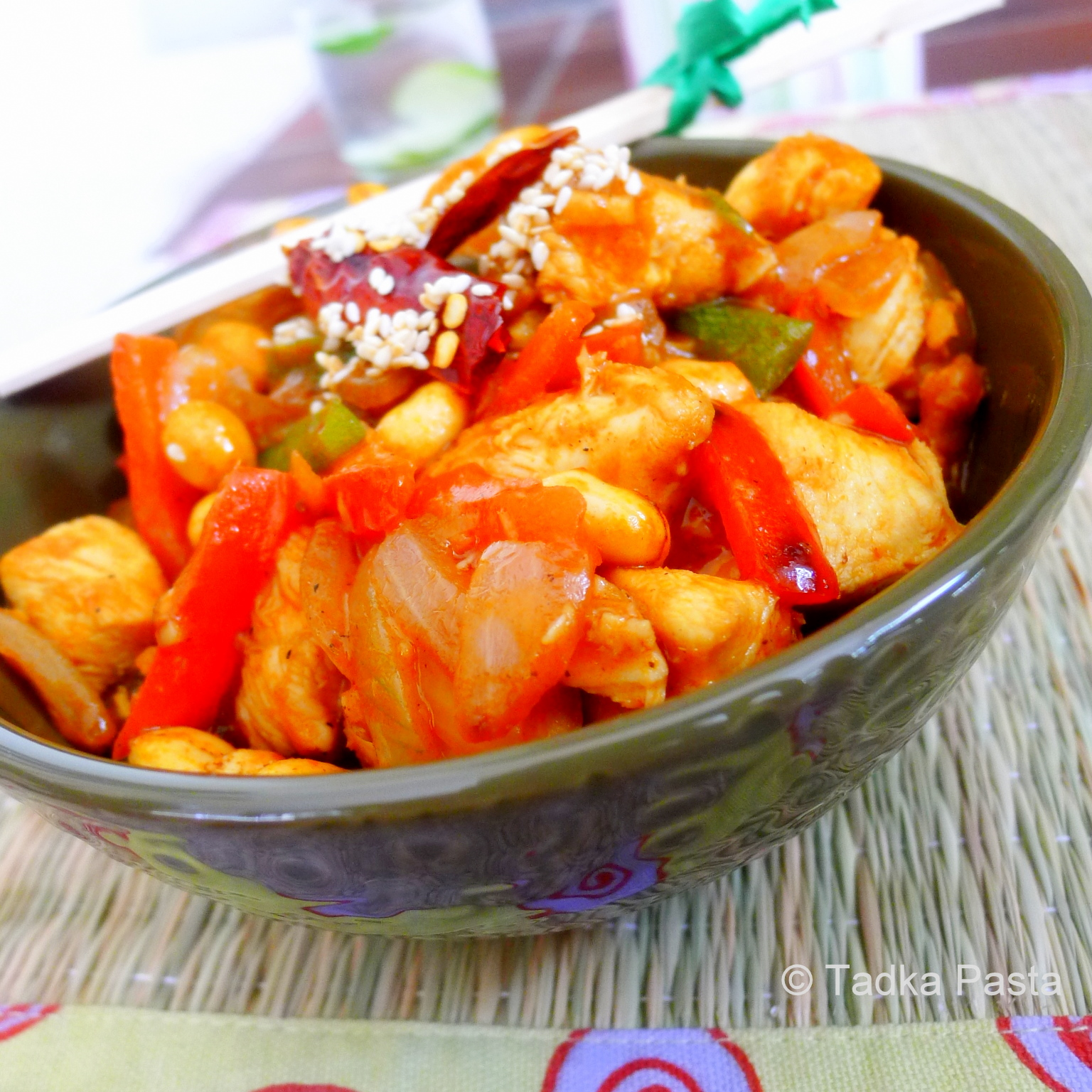 Crazy Chicken Chinese Food