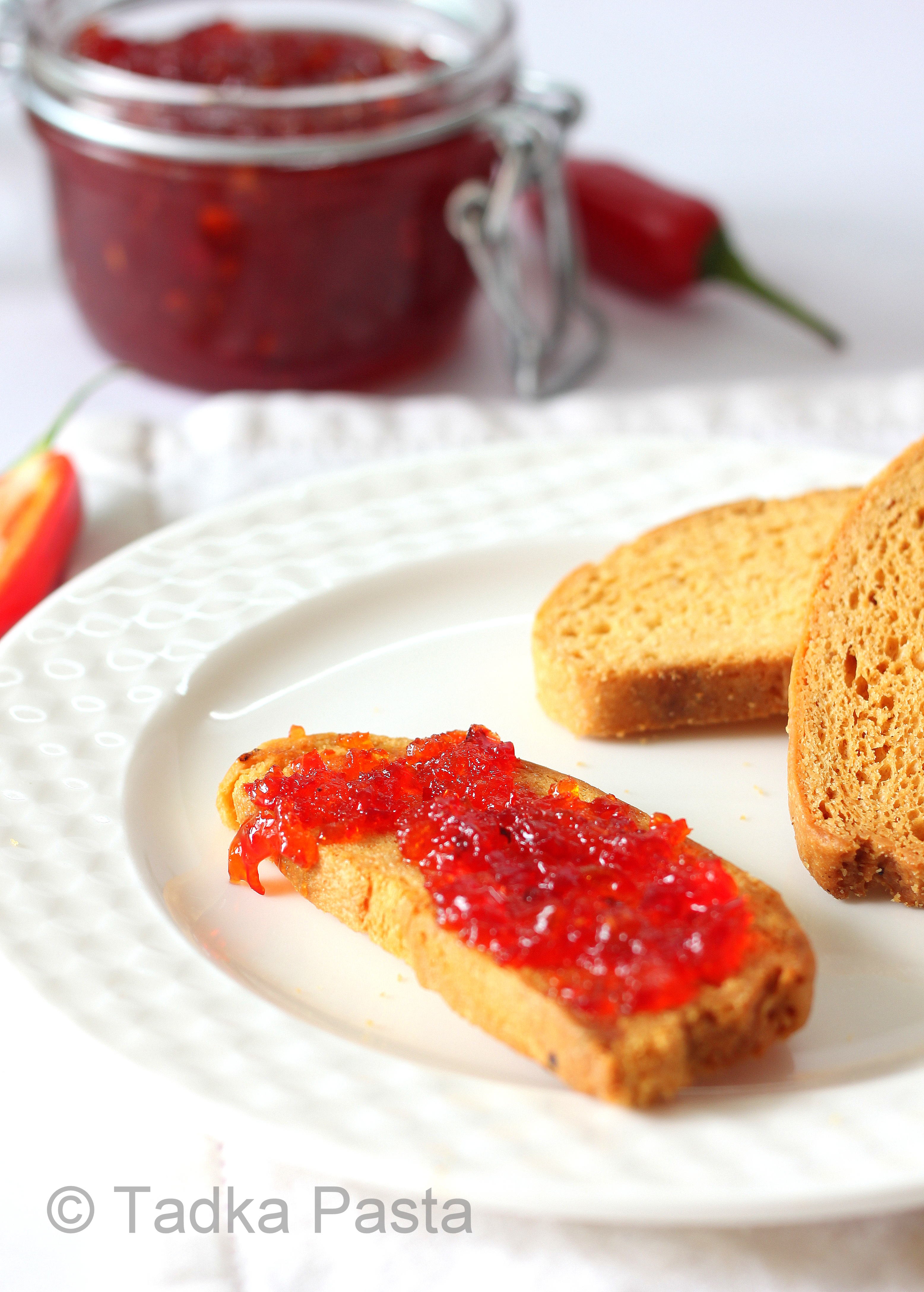 how to make jelly without pectin