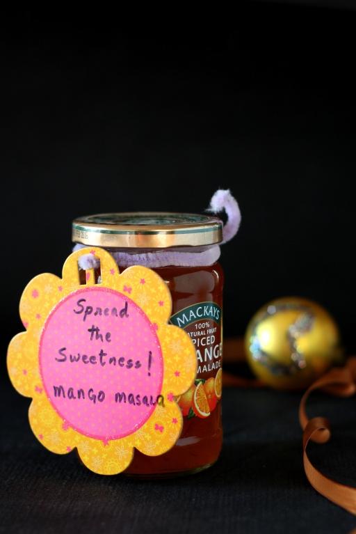 Mango Masala Gift Idea