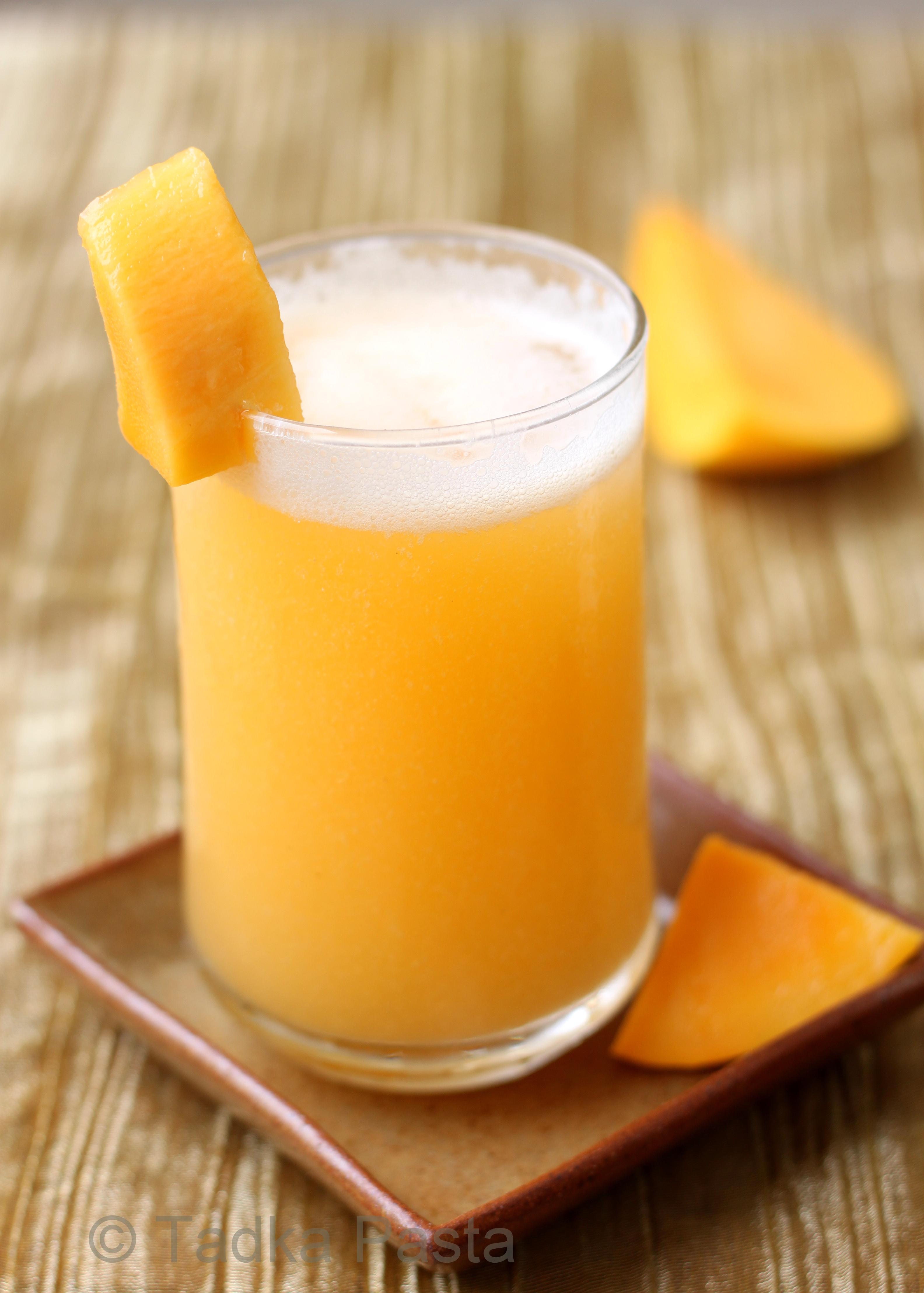 Mango Cream Soda