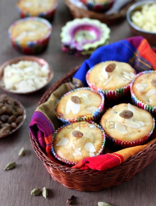 Mawa Muffins