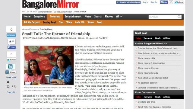 Blore Mirror