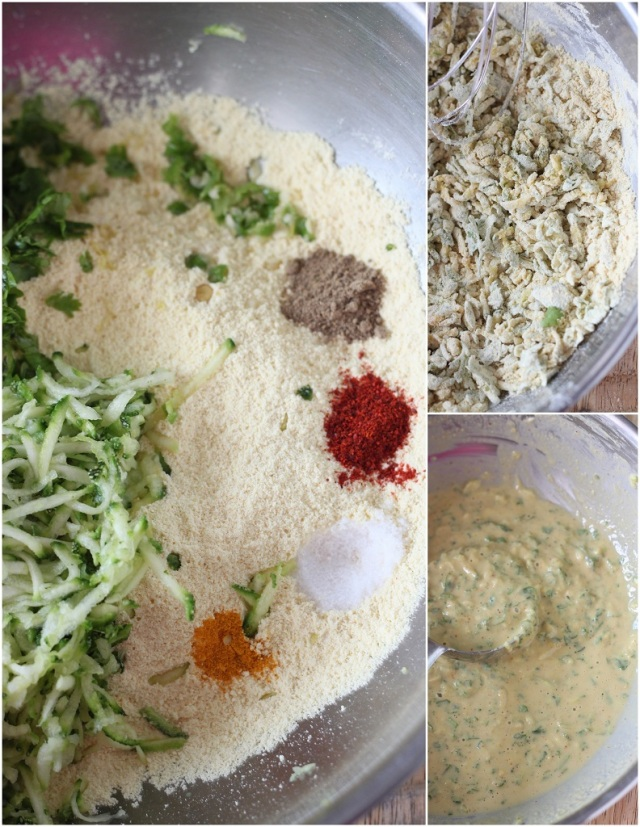 Zucchini Chilla