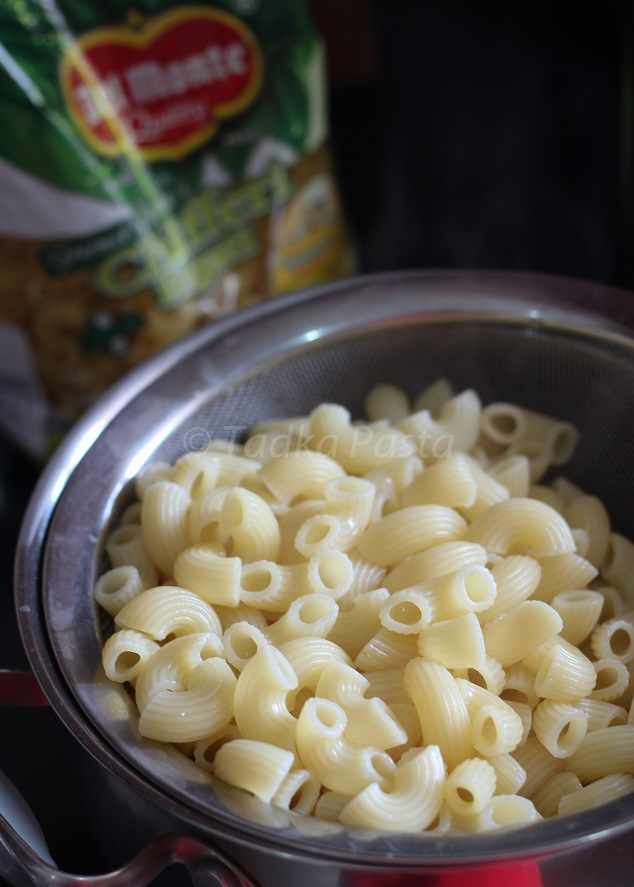 Pasta Salad with Yoghurt Grilled Veggies