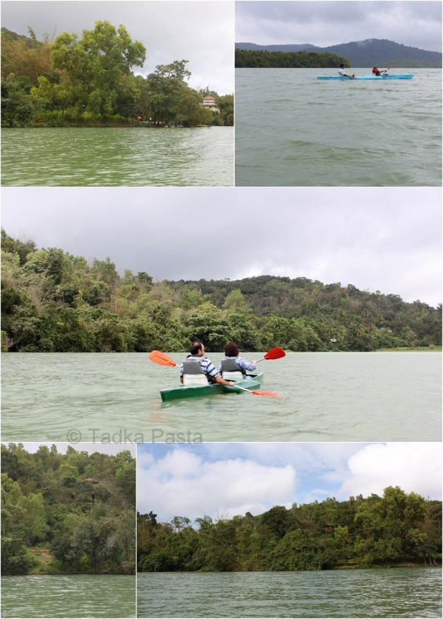 Jog Falls and Sharavathi Adventure Camp