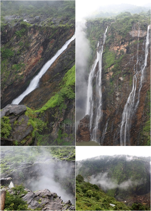Jog Falls and Sharavathi Adventure Camp