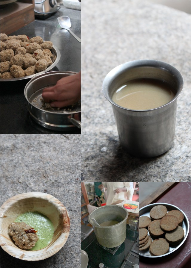millet dishes
