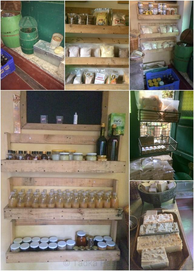 buffalo back organic store Bangalore